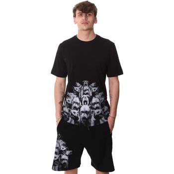 textil Hombre Camisetas manga corta Sprayground 20SP012 Negro