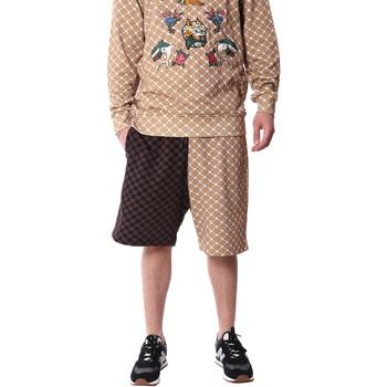 textil Hombre Shorts / Bermudas Sprayground 20SP029 Marrón