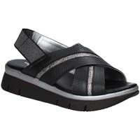 Zapatos Mujer Sandalias The Flexx D2016_22 Negro