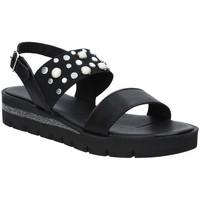 Zapatos Mujer Sandalias Jeiday 3867 Negro