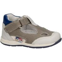 Zapatos Niños Sandalias Melania ME0113A7E.C Gris