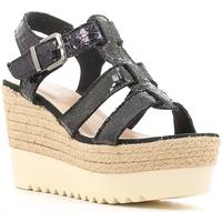 Zapatos Mujer Sandalias Police 883 BIG4503 Negro