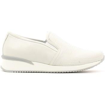 Zapatos Mujer Slip on Keys 5217 Blanco