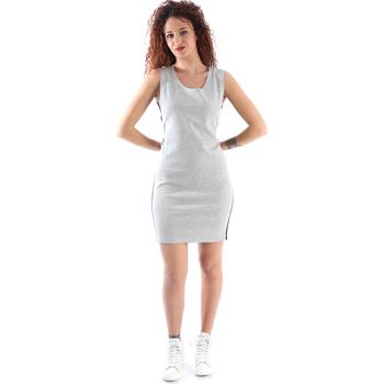 textil Mujer Vestidos cortos Y Not? Y16PE012-12 Gris