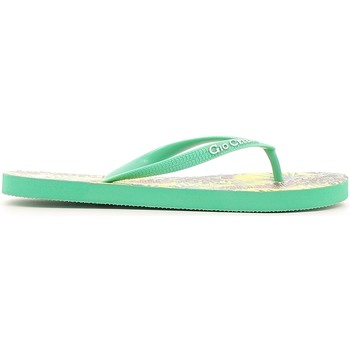 Zapatos Mujer Chanclas Gio Cellini 93 Verde