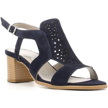 Zapatos Mujer Sandalias Keys 5414 Azul