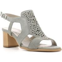 Zapatos Mujer Sandalias Keys 5414 Gris