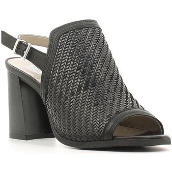 Zapatos Mujer Sandalias Keys 5427 Negro