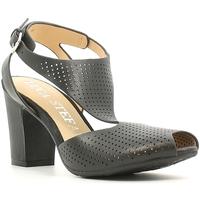 Zapatos Mujer Sandalias Luca Stefani 230104 Negro