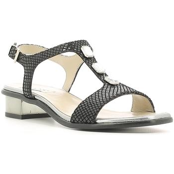 Zapatos Mujer Sandalias Keys 5405 Negro
