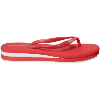 Zapatos Mujer Chanclas Fornarina PEFOP9526WVAA076 Rojo