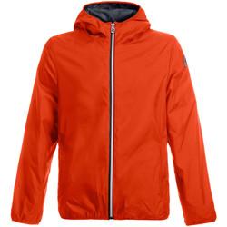 textil Hombre Cortaviento Invicta 4431661/U Naranja