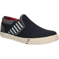 Zapatos Niños Slip on Wrangler WJ17103 Azul