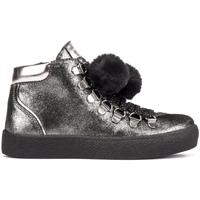 Zapatos Niños Zapatillas altas Lumberjack SG47703 002 A11 Negro