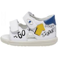 Zapatos Niños Sandalias Falcotto 1500830 01 Blanco