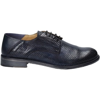 Zapatos Hombre Derbie Exton 3102 Azul