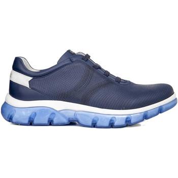 Zapatos Hombre Zapatillas bajas CallagHan 42700 Azul