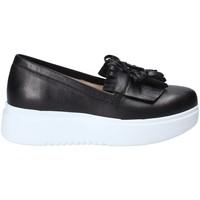 Zapatos Mujer Slip on Exton E01 Negro