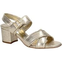 Zapatos Mujer Sandalias Keys 5717 Amarillo