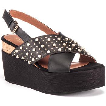 Zapatos Mujer Sandalias Lumberjack SW40006 006 Q12 Negro