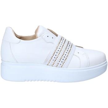 Zapatos Mujer Zapatillas bajas Exton E05 Blanco