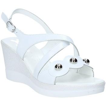Zapatos Mujer Sandalias Susimoda 284695-01 Blanco