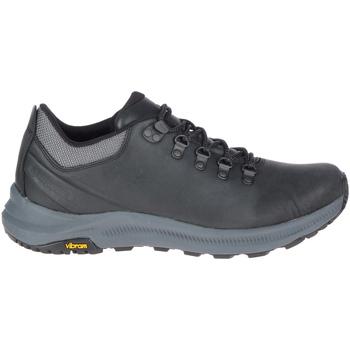 Zapatos Hombre Senderismo Merrell J48789 Negro