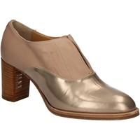 Zapatos Mujer Low boots Mally 5142 Beige