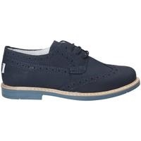 Zapatos Niños Derbie Melania ME6003F8E.W Azul