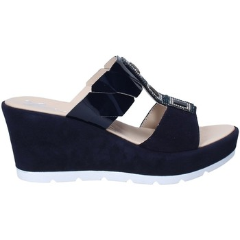 Zapatos Mujer Zuecos (Mules) Susimoda 163797 Azul