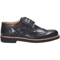 Zapatos Hombre Derbie Exton 9190 Negro