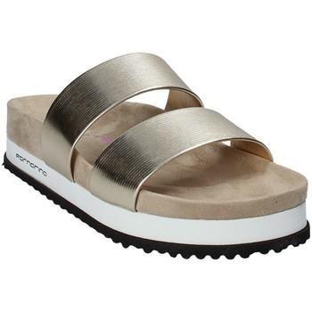 Zapatos Mujer Zuecos (Mules) Fornarina PE18SA2913 Amarillo