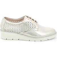 Zapatos Mujer Derbie Grunland SC4495 Oro