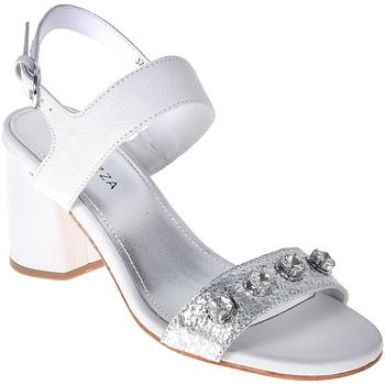 Zapatos Mujer Sandalias Apepazza PRS04 Blanco