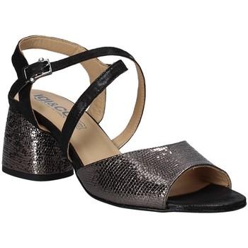 Zapatos Mujer Sandalias IgI&CO 3186200 Negro