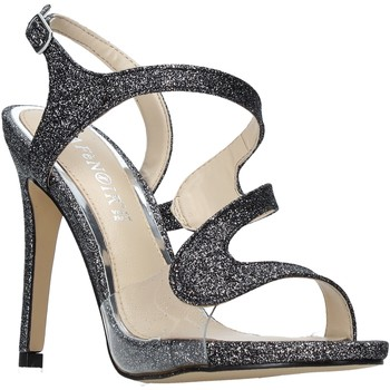 Zapatos Mujer Sandalias Café Noir ND931 Gris