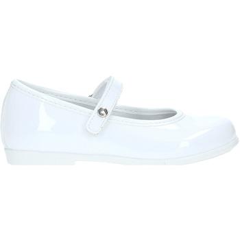 Zapatos Niños Bailarinas-manoletinas Melania ME2052D9E.A Blanco