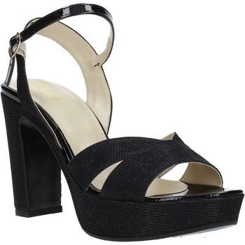 Zapatos Mujer Sandalias Grace Shoes JN 103 Negro