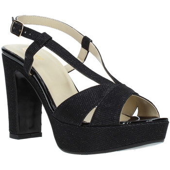 Zapatos Mujer Sandalias Grace Shoes JN 122 Negro