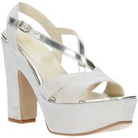 Zapatos Mujer Sandalias Grace Shoes TQ 126 Beige