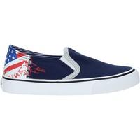 Zapatos Niños Slip on Fred Mello S19-SFK101 Azul