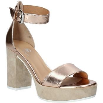 Zapatos Mujer Sandalias Janet Sport 43885 Rosado