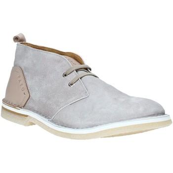 Zapatos Hombre Botas de caña baja Rogers BK 61 Gris