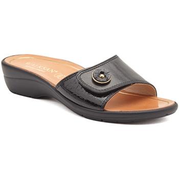 Zapatos Mujer Zuecos (Mules) Susimoda 1651-01 Negro
