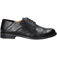Zapatos Hombre Derbie Exton 3101 Negro