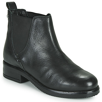 Zapatos Mujer Botas de caña baja Musse & Cloud PRITI Negro
