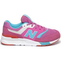 Zapatos Niños Zapatillas bajas New Balance NBGR997HDC Rosado