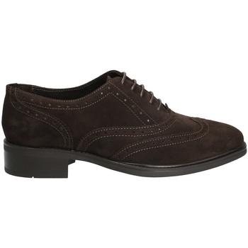 Zapatos Mujer Derbie Marco Ferretti 140424 Marrón