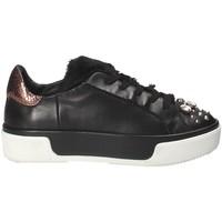 Zapatos Mujer Zapatillas bajas Janet Sport 42729 Negro