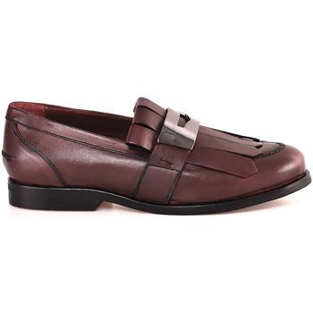 Zapatos Mujer Mocasín Carmens Padova A42029 Rojo